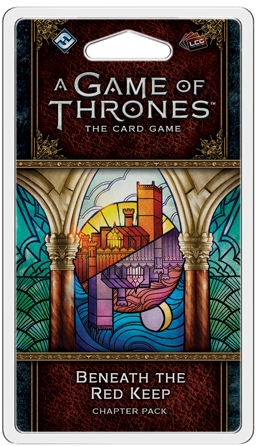 A Game of Thrones LCG The Tower of the Hand Chapter Pack New