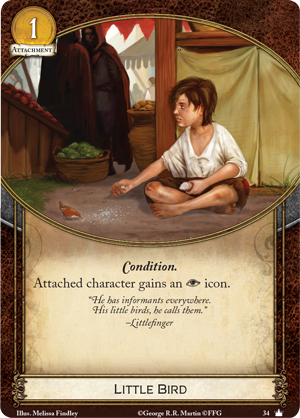 [JCE/LCG] Le Trône de Fer/A Game of Thrones 2nd Edition - Page 4 Little-bird