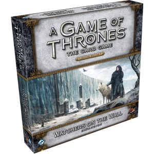 Watchers on the Wall: A Game of Thrones LCG 2nd Edition -  Fantasy Flight Games