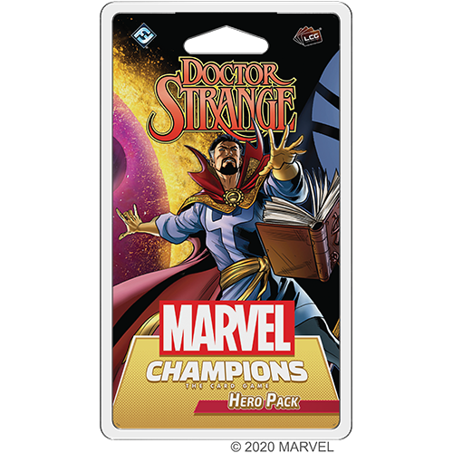 Doctor Strange Marvel Champions Hero Pack (T.O.S.) -  Fantasy Flight Games