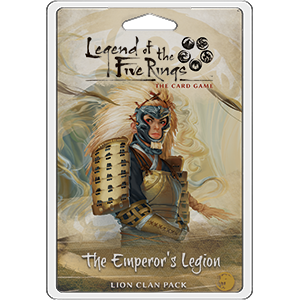 The Emperors Legion Clan Pack: L5R LCG (T.O.S.) -  Fantasy Flight Games