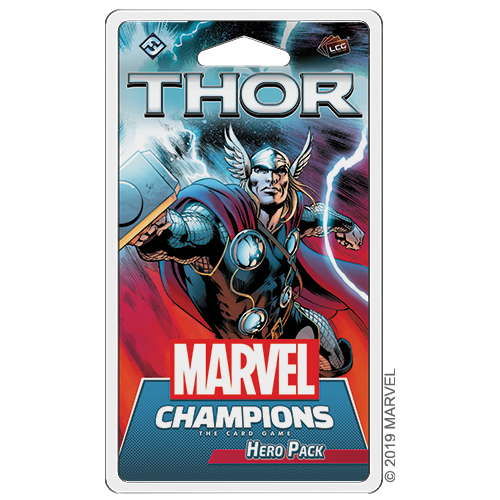 Marvel Champions: Thor Hero Pack -  Fantasy Flight Games