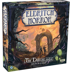 The Dreamlands: Eldritch Horror Expansion -  Fantasy Flight Games
