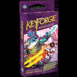 Worlds Collide Deck: KeyForge -  Fantasy Flight Games