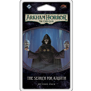 The Search for Kadath: Arkham Horror LCG Expansion -  Fantasy Flight Games
