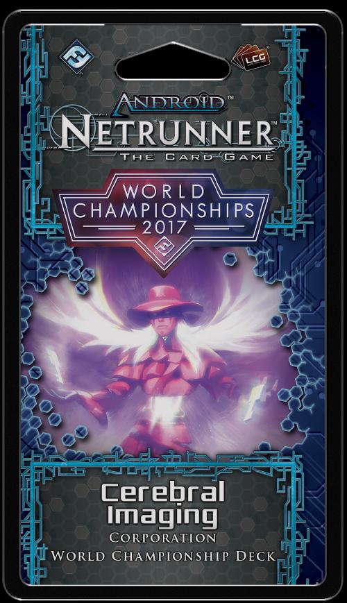 Android: Netrunner - 2017 World Championship Decks