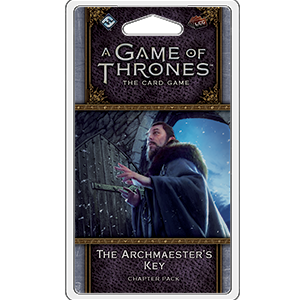 The Archmaesters Key Chapter Pack: AGOT LCG 2nd Edition -  Fantasy Flight Games