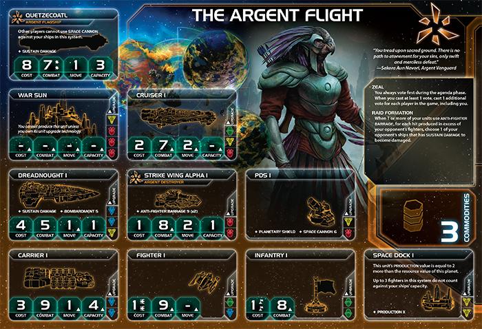 ti10 faction argent EnGarde - Vaidmenų Žaidimai