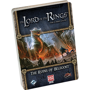 The Ruins of Belegost Standalone Quest: LOTR LCG (T.O.S.) -  Fantasy Flight Games
