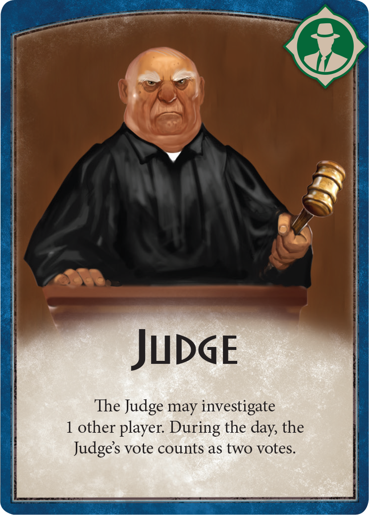If your writing a resume, would you include judging for a card game?