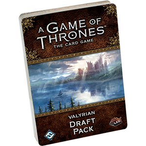 Valyrian Draft Pack: Game of Thrones LCG 2nd Edition -  Fantasy Flight Games