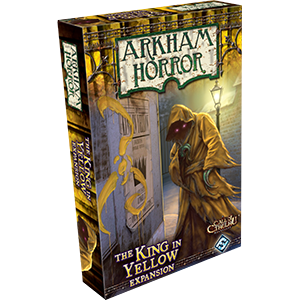 Arkham Horror The King in Yellow -  Fantasy Flight Games
