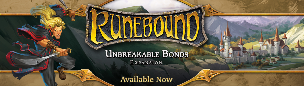 Image result for Runebound 3rd Edition unbreakable bonds 300x300