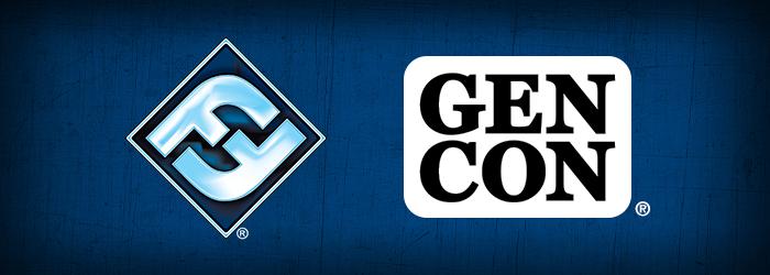 FFG at Gen Con 2019 - Fantasy Flight Games