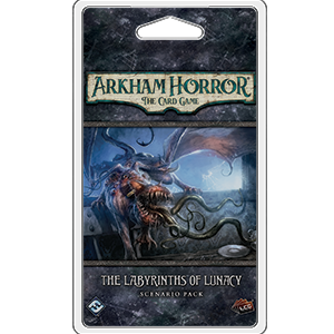 The Labyrinths of Lunacy: Arkham Horror LCG. -  Fantasy Flight Games