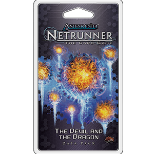 The Devil and the Dragon Data Pack: Android Netrunner LCG -  Fantasy Flight Games