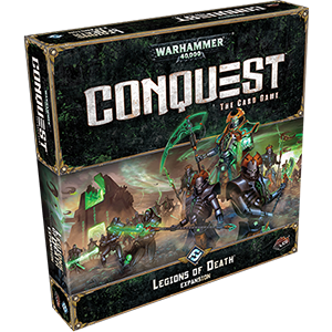 Conquest LCG: Legions of Death Deluxe Expansion  - Fantasy Flight Games
