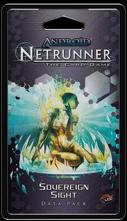 Netrunner: Sovereign Sight
