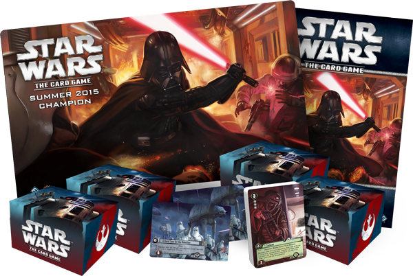 Image result for 2015 ffg star wars tournament kit