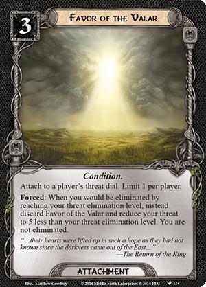 [Cycle 5 : Angmar Awakened] 5eme paquet : The Battle of Carn Dûm Favor-of-the-valar