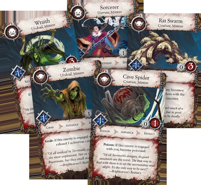 Heroes of Terrinoth  Ter01_cardfan_a1_enemies