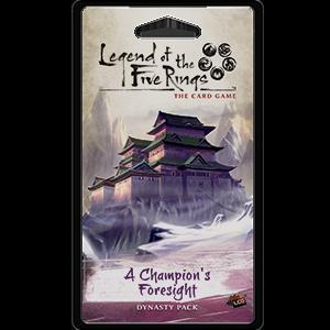 A Champions Foresight: L5R LCG -  Fantasy Flight Games