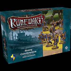 Rune Wars Promo Wooden Ruler