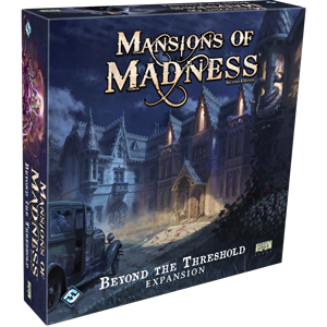 Beyond the Threshold: Mansions of Madness 2nd Edition Expansion -  Fantasy Flight Games