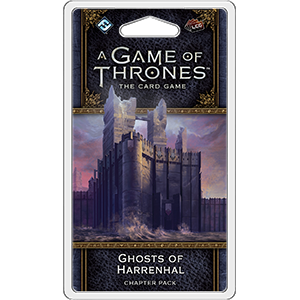Ghosts of Harrenhal Chapter Pack: A GoT LCG 2nd Edition -  Fantasy Flight Games