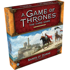 A Game of Thrones LCG 2nd Ed: Sands of Dorne -  Fantasy Flight Games