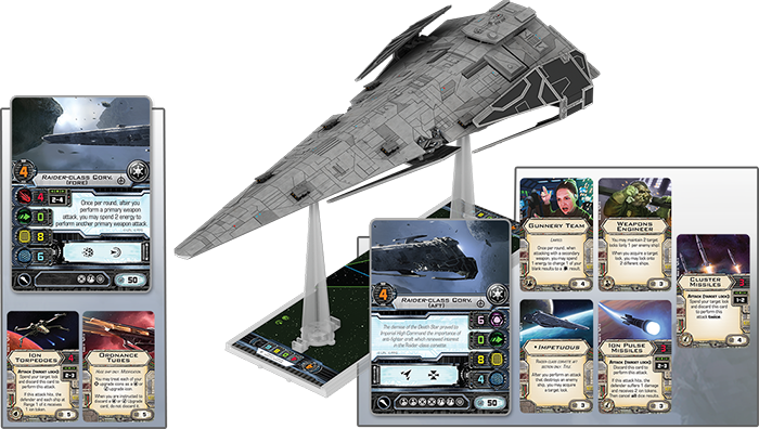 [Epic] IMPERIAL ASSAULT CARRIER - NEWS !!! ONLY !!! Raider-build