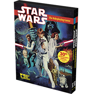 Star Wars: The Roleplaying Game 30th Anniversary -  Fantasy Flight Games