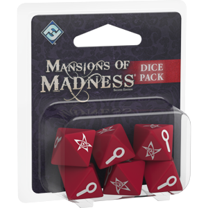 Dice Pack: Mansions of Madness Second Edition -  Fantasy Flight Games