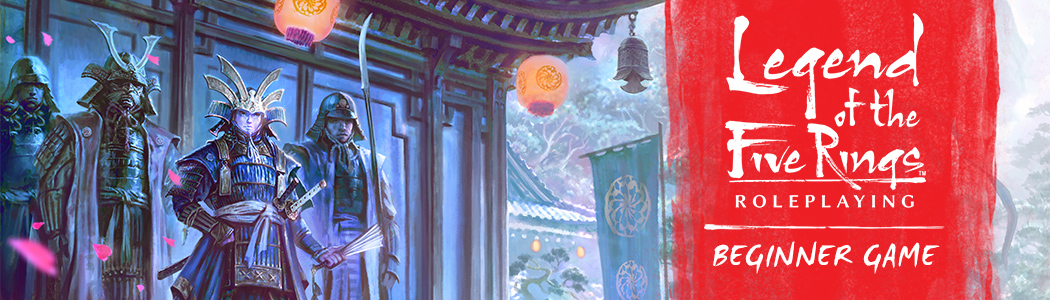 Legend of the five rings roleplaying game fandeluxe Gallery