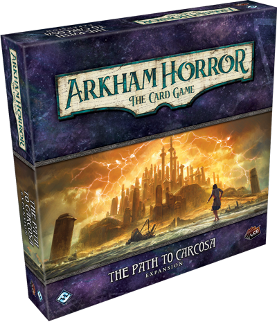 Arkham Horror: The Path to Carcosa
