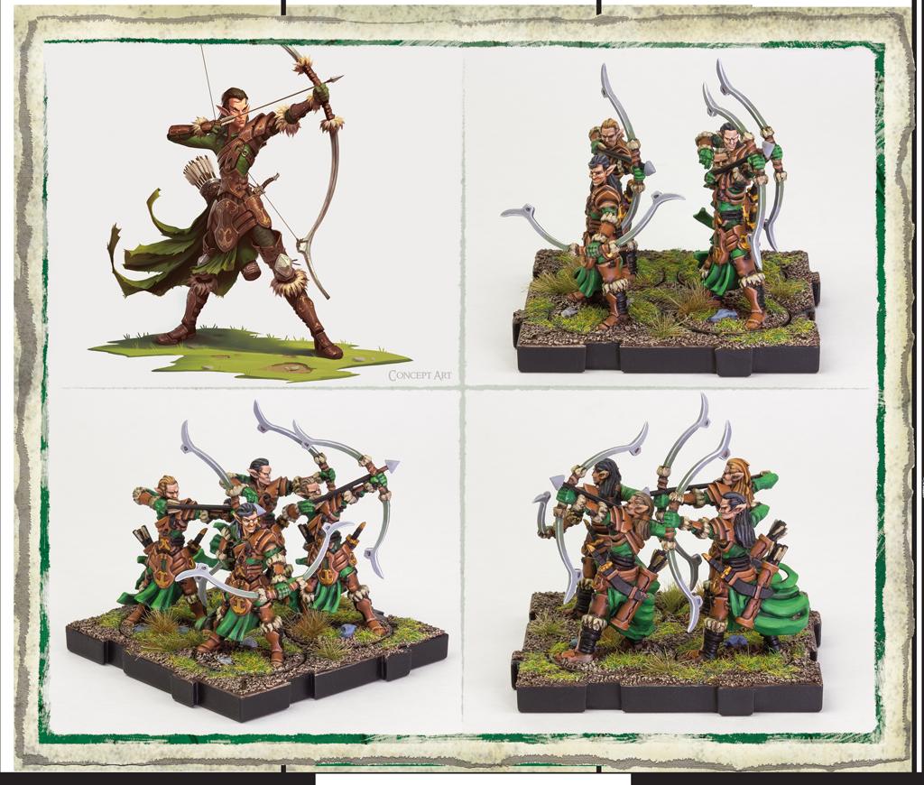 [FFG] Les Elfes Latari annoncés / Latari Elves Army expansion Rwm14_deepwood-archers_group