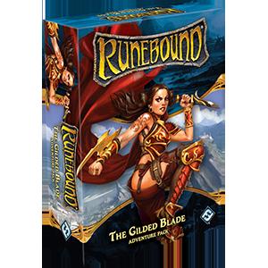 The Gilded Blade Adventure Pack: RuneBound 3rd Edition -  Fantasy Flight Games