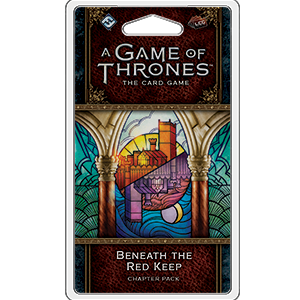 Beneath the Red Keep Chapter Pack: A Game of Thrones LCG  -  Fantasy Flight Games