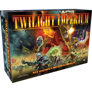 Twilight Imperium 4th Edition -  Fantasy Flight Games