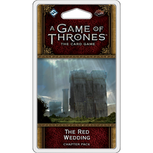 The Red Wedding Chapter Pack: AGOT LCG 2nd Ed -  Fantasy Flight Games