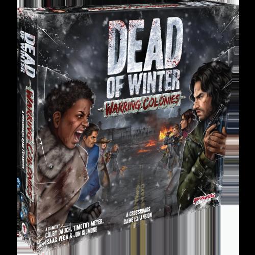 Warring Colonies: Dead of Winter -  Fantasy Flight Games