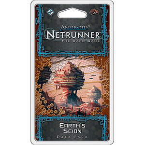Earths Scion Data Pack: Netrunner LCG  - Fantasy Flight Games