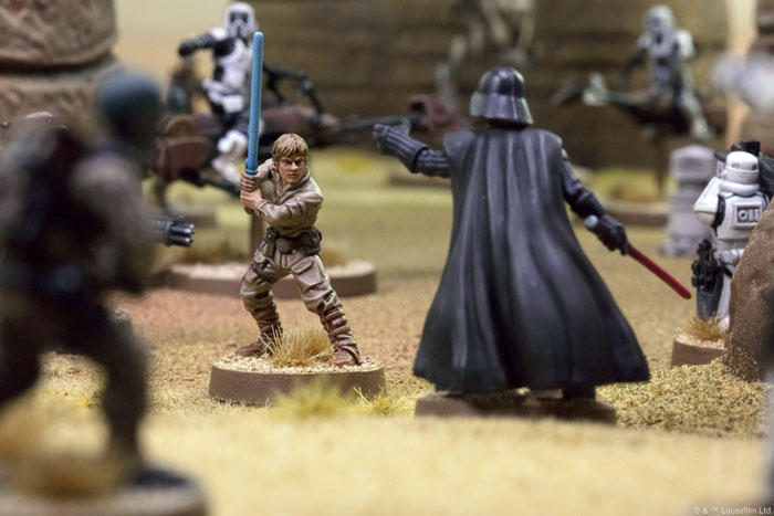 Star Wars Legion Fantasy Flight Games