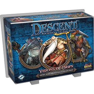 Descent 2nd Edition: Visions of Dawn -  Fantasy Flight Games