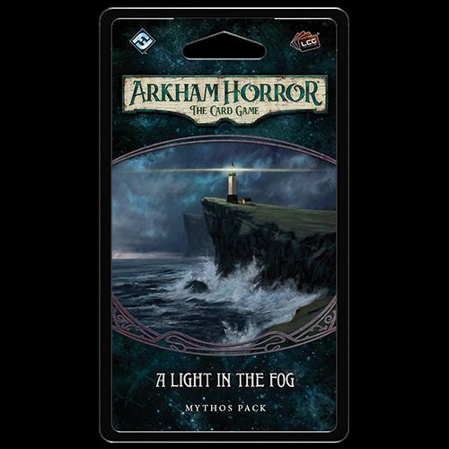 A Light in the Fog Mythos Pack: Arkham Horror LCG (T.O.S.) -  Fantasy Flight Games