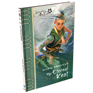 The Eternal Knot Novella: Legend of the Five Rings -  Fantasy Flight Games