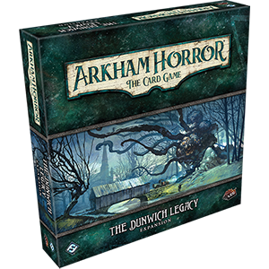 The Dunwich Legacy: Arkham Horror LCG Expansion -  Fantasy Flight Games