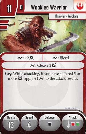 Wave II anunciada Wookiee-warrior-elite