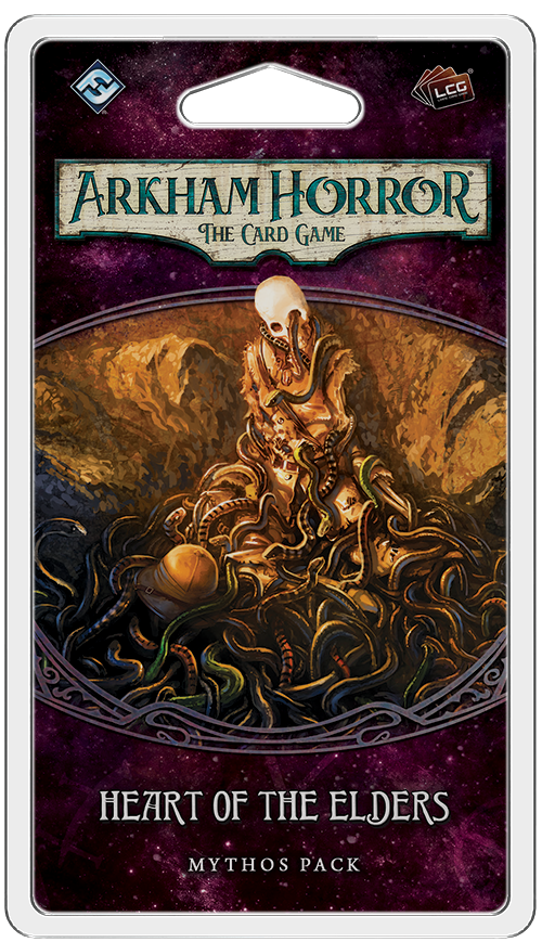 Arkham Horror: Heart of the Elders