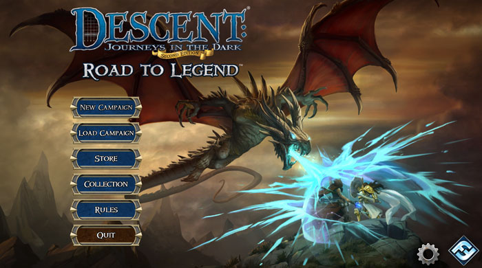 Become a Legend - Fantasy Flight Games